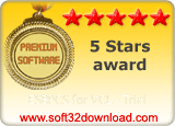 ESBPCS for VCL - Trial - 5 stars award